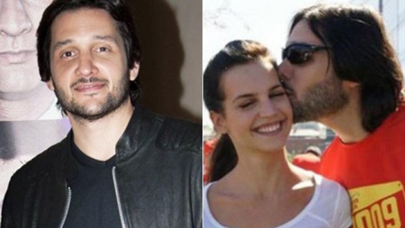 Germán Paoloski confirmó que Sabrina Garciarena está embarazada. (Fotos: Web)