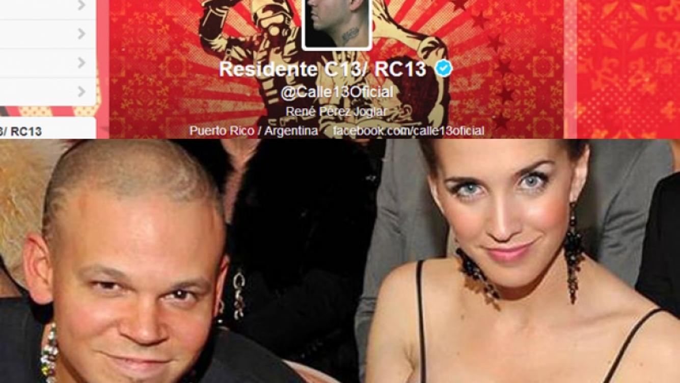 René Pérez habló en Twitter por el video que vinculó a Soledad Fandiño. (Foto: Web)