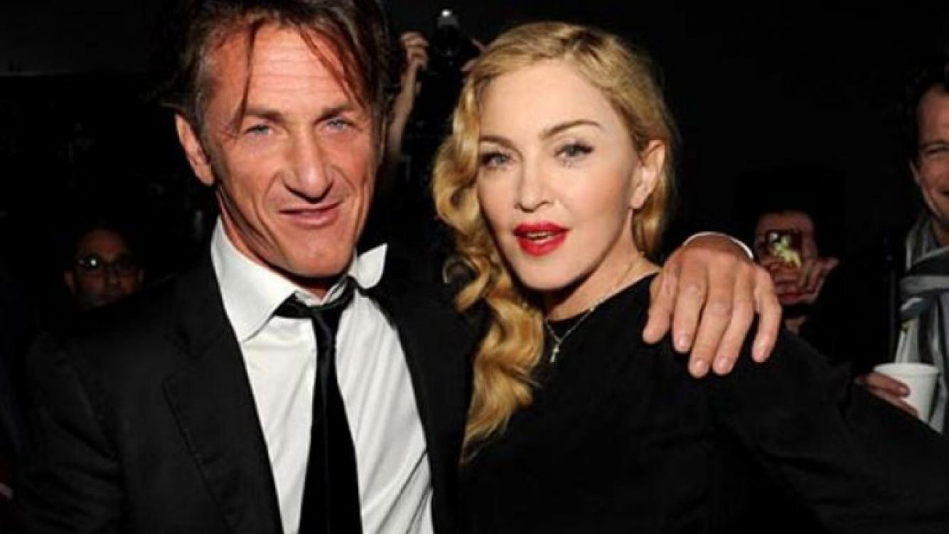 Madonna y Sean Penn: el cariñoso encuentro luego de 24 años de haberse separado. (Foto: Hola.com)