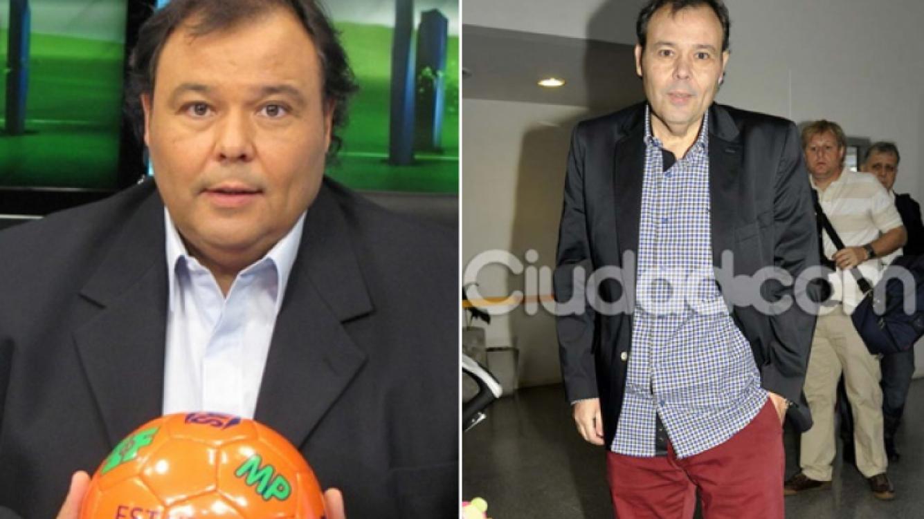 Marcelo Palacios, antes y después. Adelgazó 54 kilos. (Fotos: Web y Jennifer Rubio-Ciudad.com)
