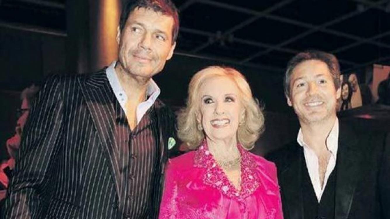 Mirtha Legrand reveló que Tinelli le dijo que venderá Ideas del Sur. Marcelo vuelve a El Trece. (Foto: archivo Web)