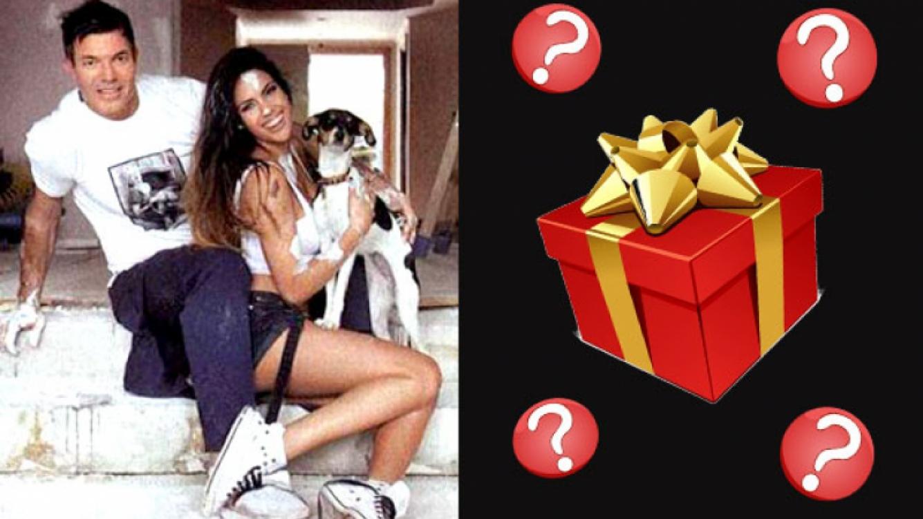 Fernando Burlando y un regalo a Barby Franco de… ¡2 millones de dólares! (Foto: revista Gente).
