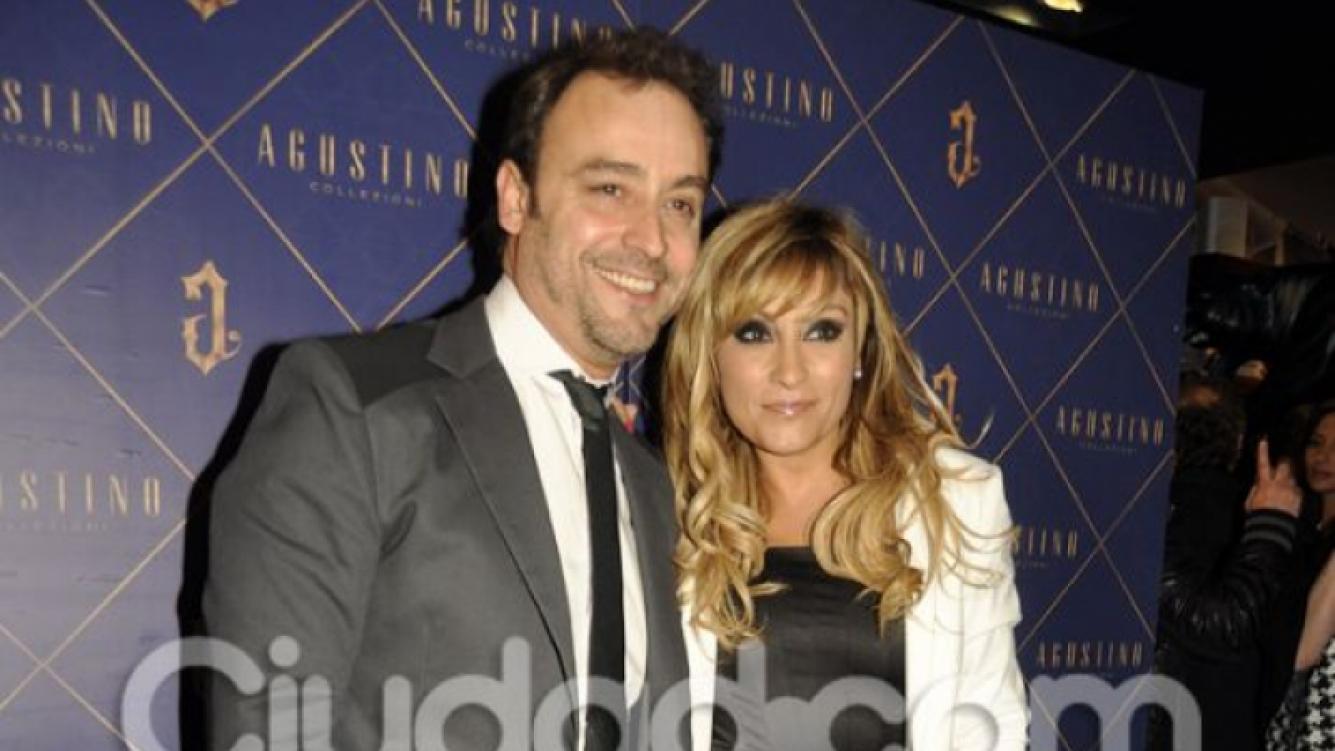 Marcela Tauro y Adrián Pallares. (Foto: Jennifer Rubio-Ciudad.com)