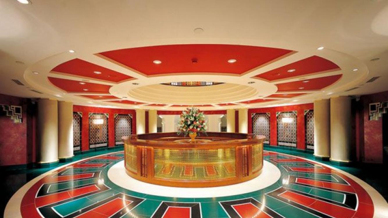 Burj Al Arab, el hotel más lujoso del mundo (Foto: Web).