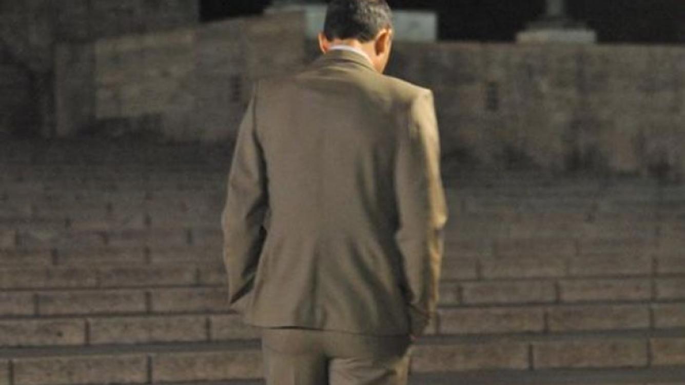 Martín Bossi, en la piel de Alberto Olmedo. Una película que por ahora no tiene final. (Foto: archivo Web)