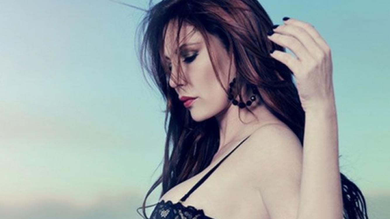 Celina Rucci, súper hot (Foto: Gustavo Piñeiro).