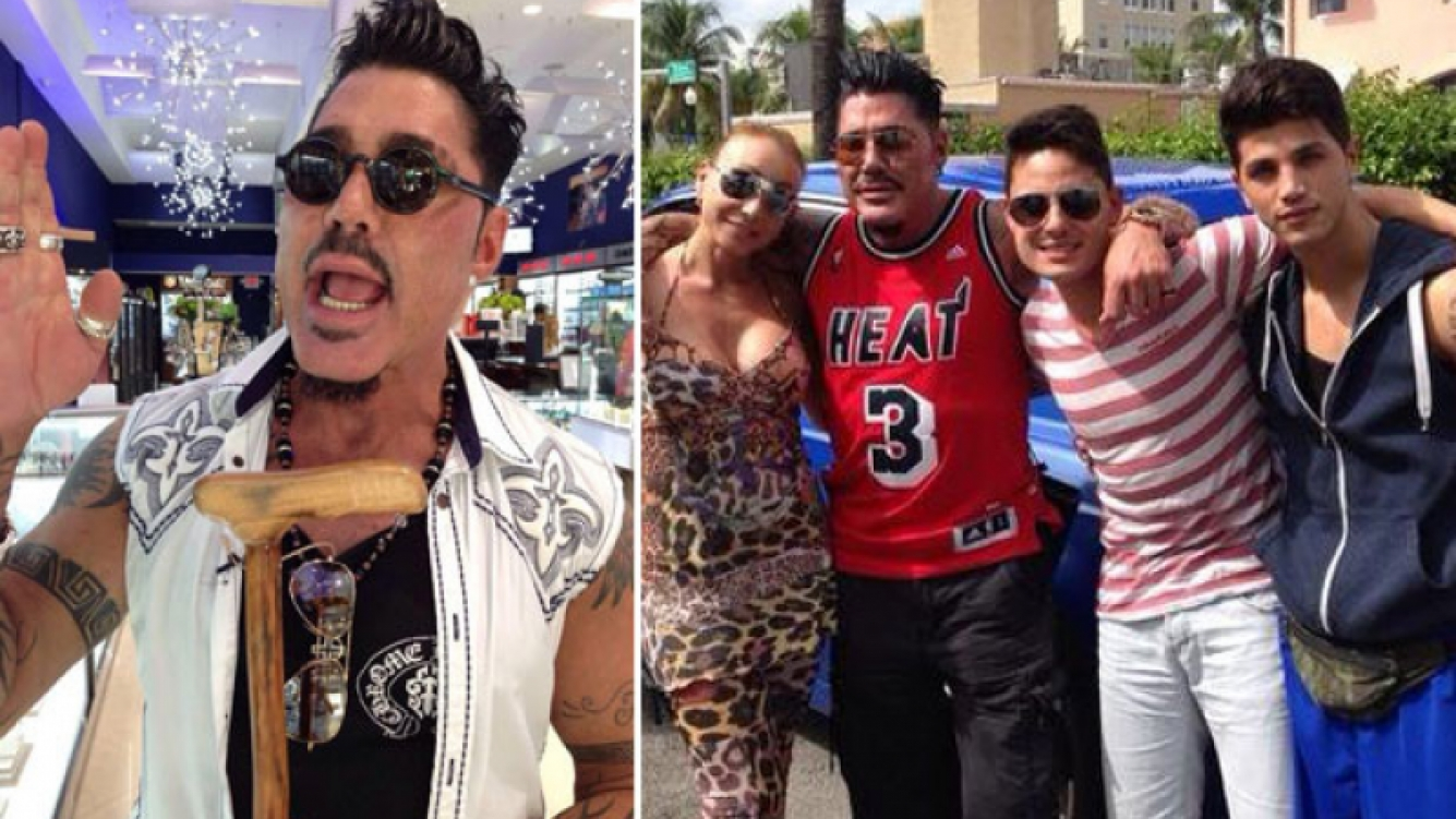 """Ricardo Fort hará """"Reality Fort"""" con Sandra Villarruel, Lio Pecoraro y Rodrigo Díaz desde Miami. (Foto: @ricarfort)"""
