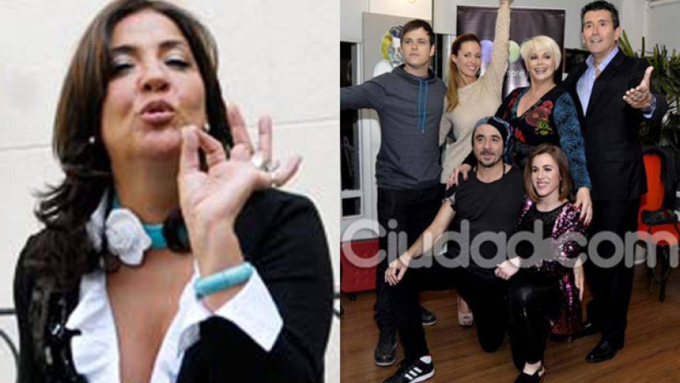 Vernaci lanzó una serie de picantes tuits sobre Tu cara me suena (Foto: Web y Archivo Ciudad.com).