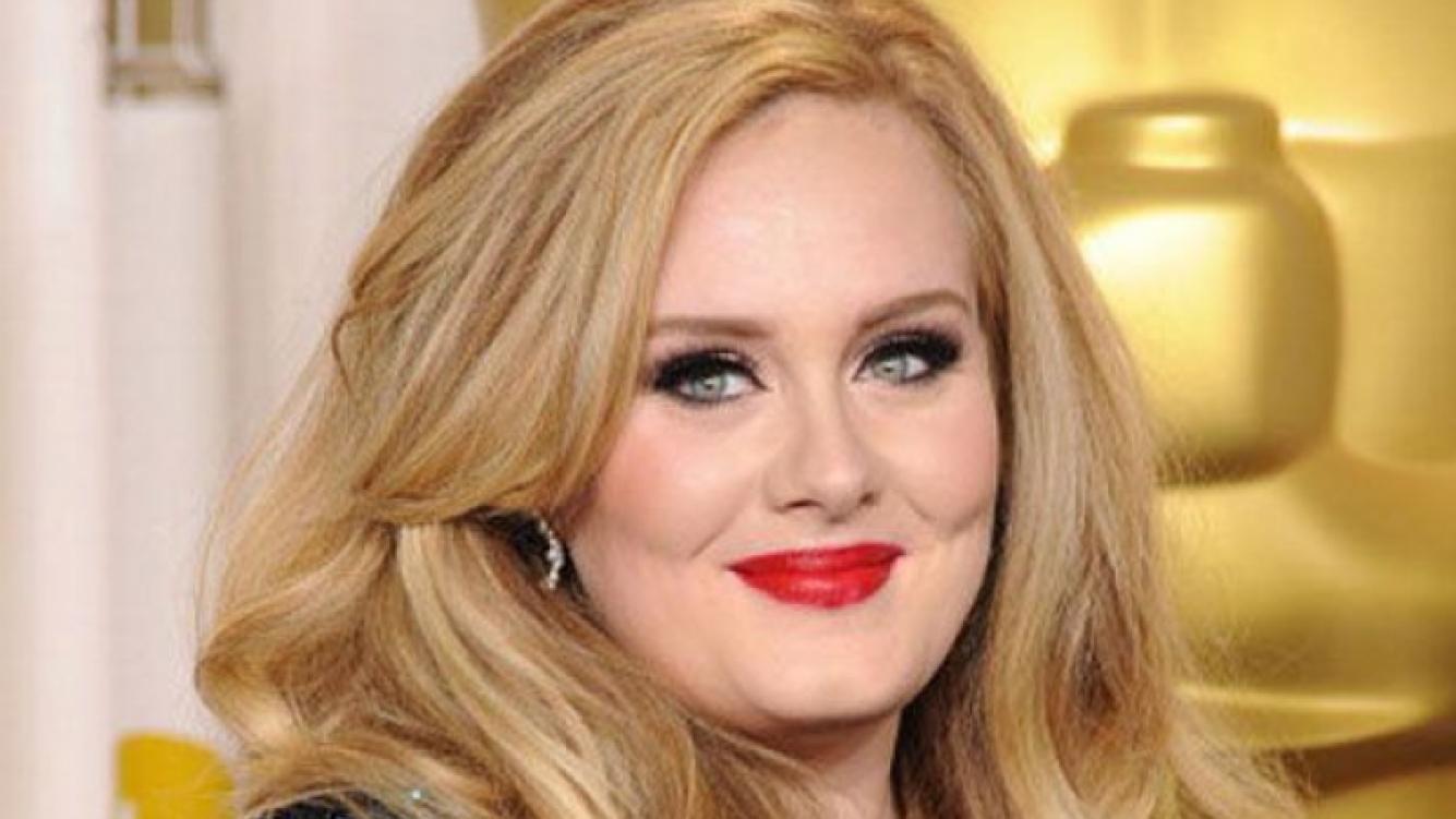 Adele cobra 4 millones de dólares por 25 minutos de show. (Foto: Web)