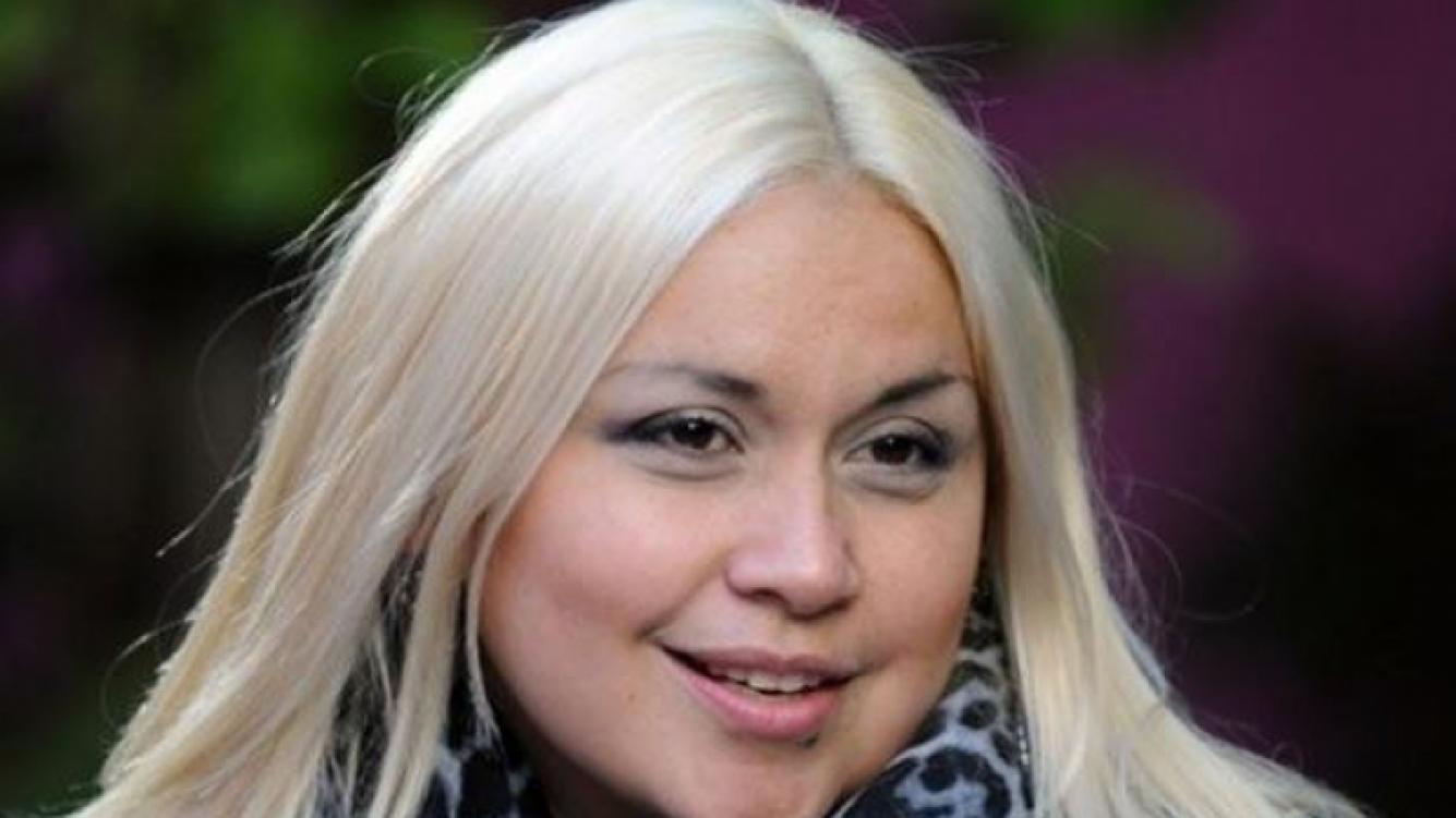 Verónica Ojeda debió ser internada por un cuadro de anemia. (Foto: Web)