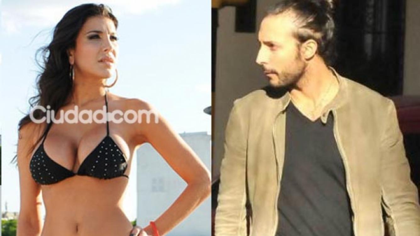 Andrea Rincón negó cualquier relación con Leo Fariña. (Fotos: Ciudad.com y Web)