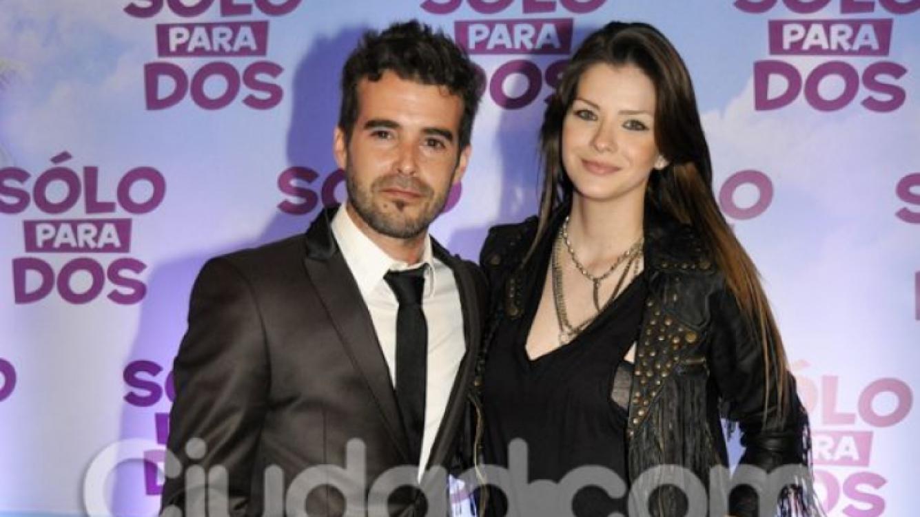 La china Suárez y Nicolás Cabré. (Foto: Jennifer Rubio-Ciudad.com)
