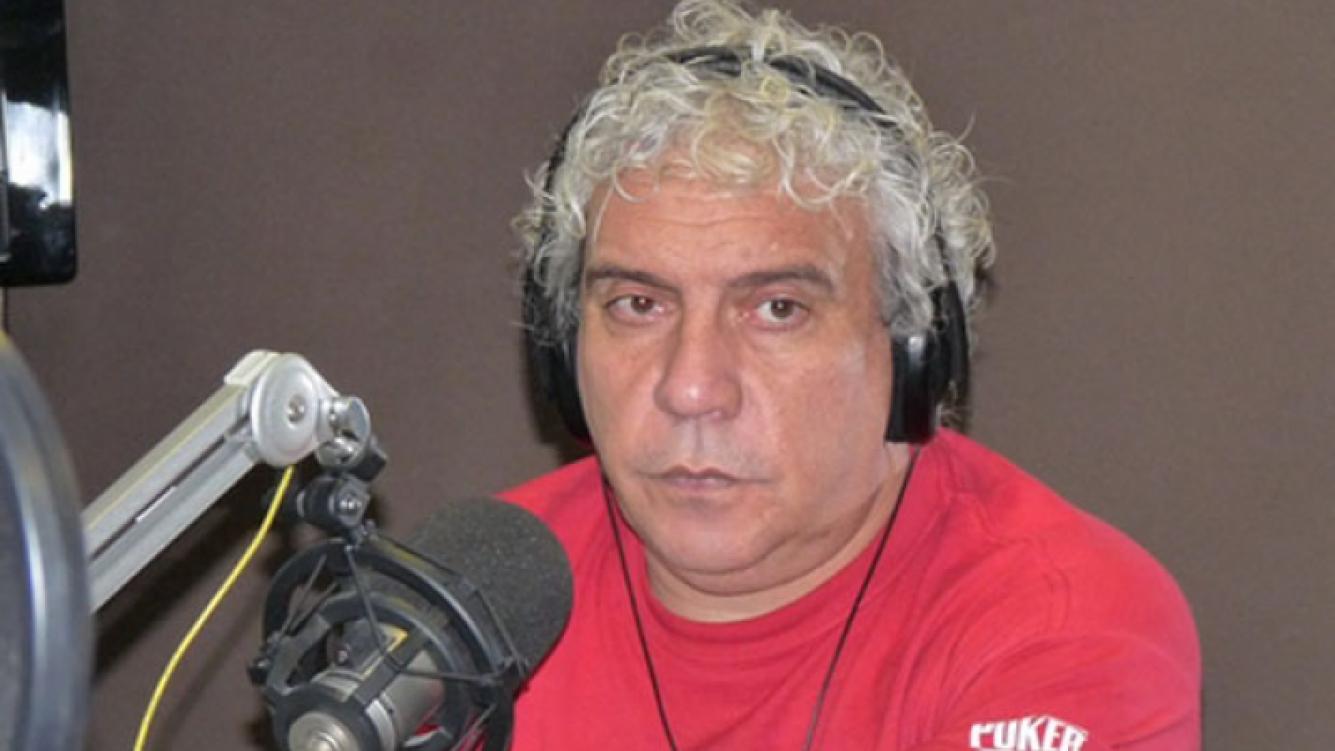 Coco Sily, internado: se descompensó durante su programa de radio. (Foto: Web)
