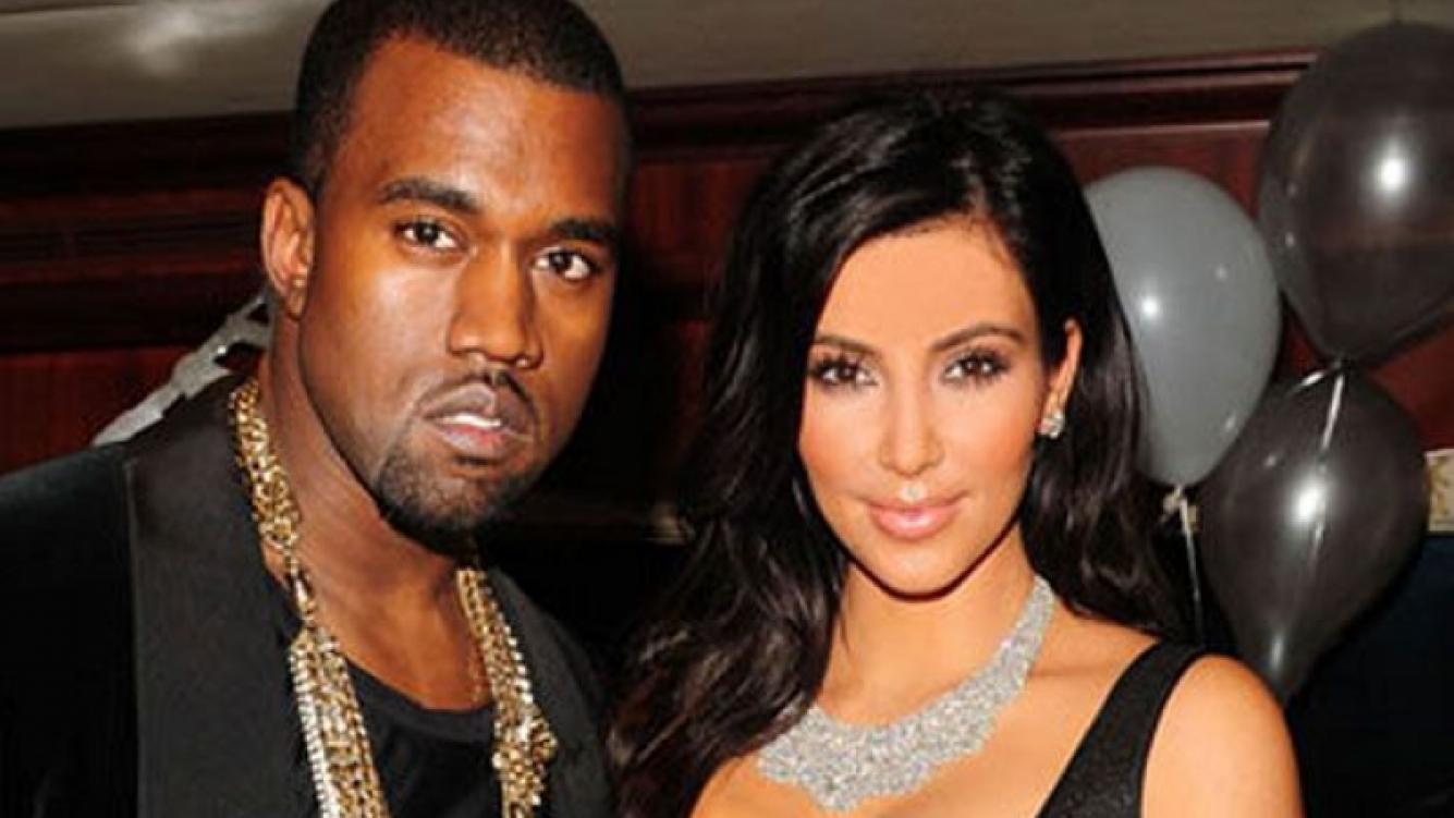 Kim Kardashian y Kanye West se comprometieron. (Foto: Web)