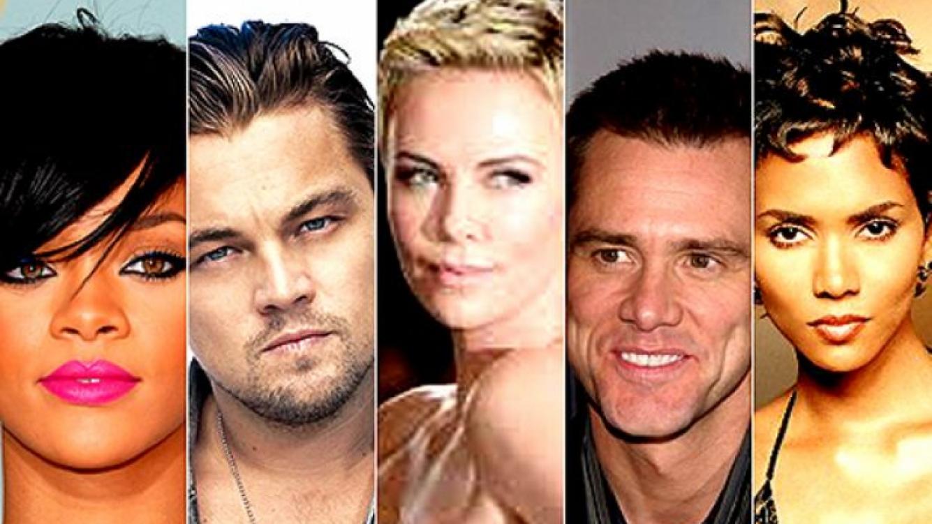 La dura infancia de 5 estrellas de Hollywood. (Foto: Web)