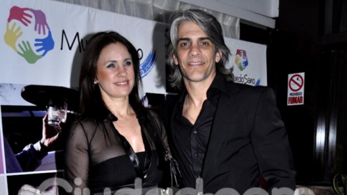 Amor y trabajo: Pablo Echarri y Nancy Dupláa protagonizarán una ficción. (Foto: Ciudad.com)
