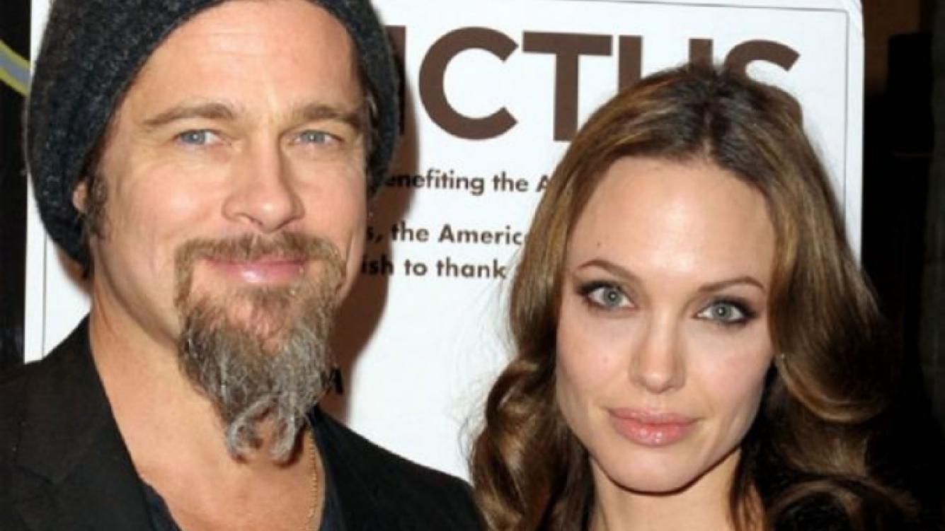 Brad Pitt no quiere usar jabón y Angelina Jolie no lo quiere tener cerca. (Foto: Web)