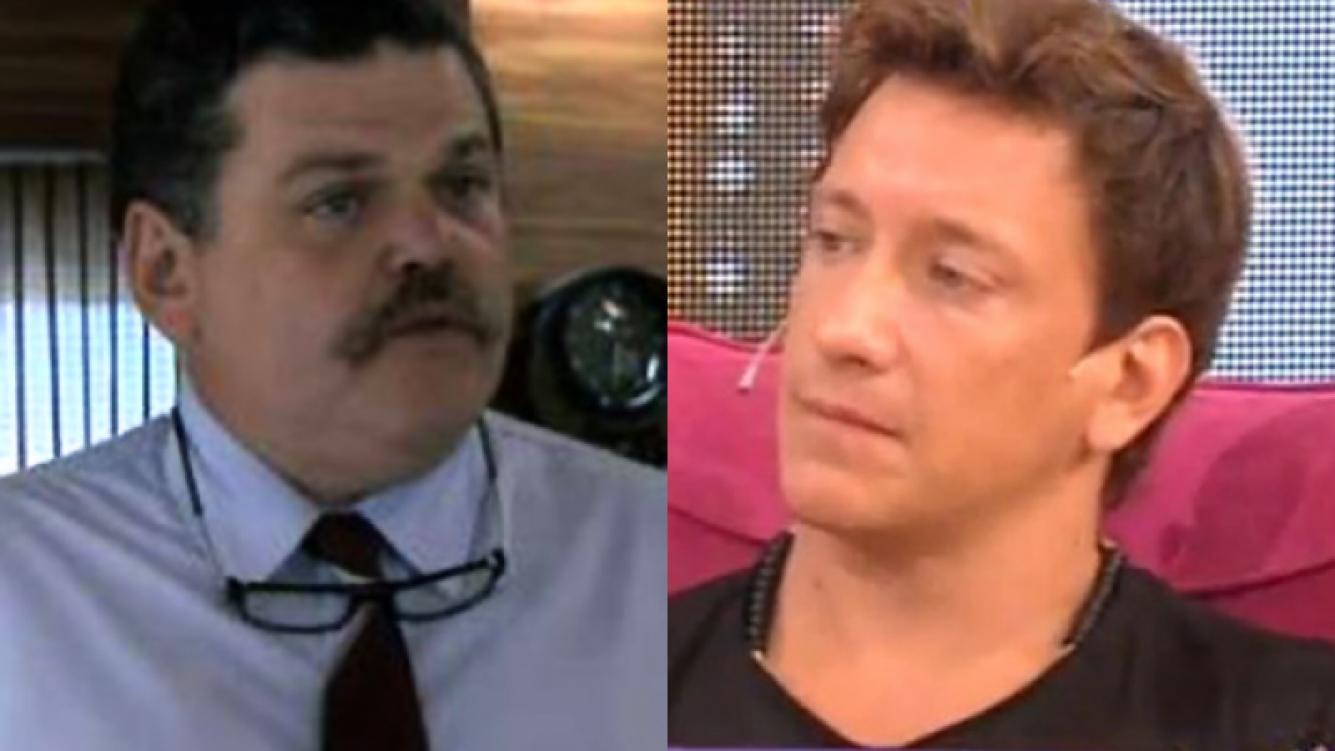 Alfredo Casero y Nicolás Vázquez: insólita discusión en Pol-ka. (Fotos: Web)