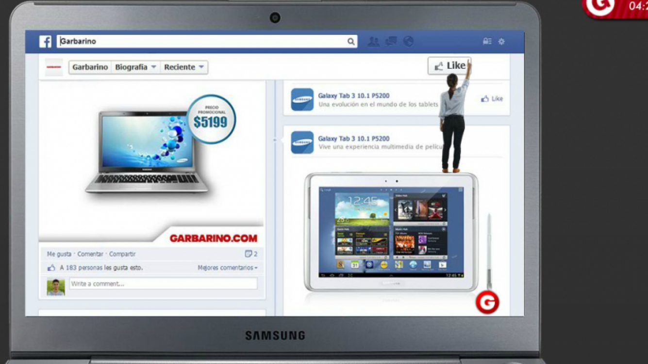 Aventura Digital Garbarino.