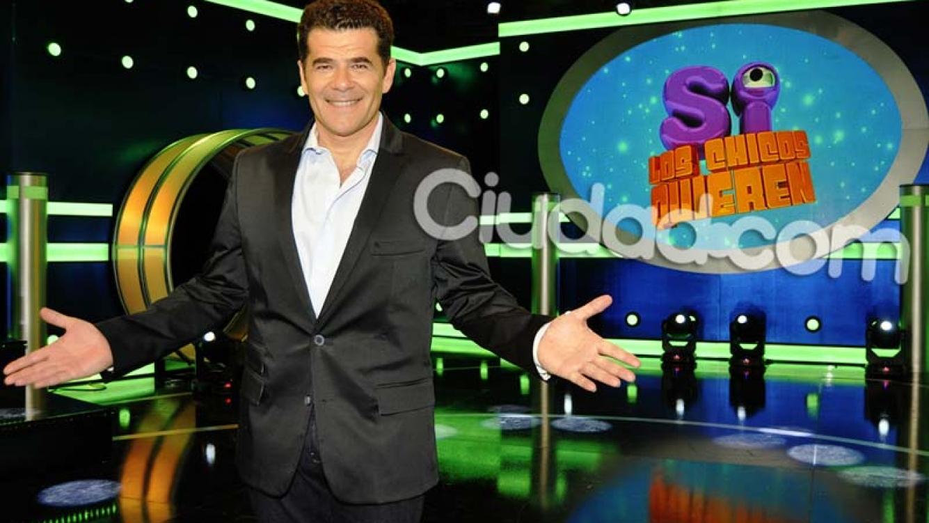 Julián Weich, una manera distinta de hacer televisión. (Foto: Jennifer Rubio - Ciudad.com)