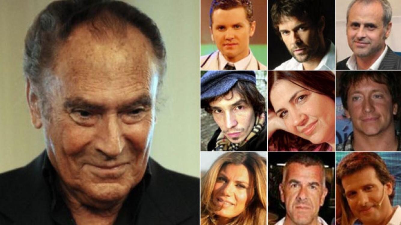 El dolor de los famosos en Twitter por la muerte de Juan Carlos Calabró. (Fotos: Web).