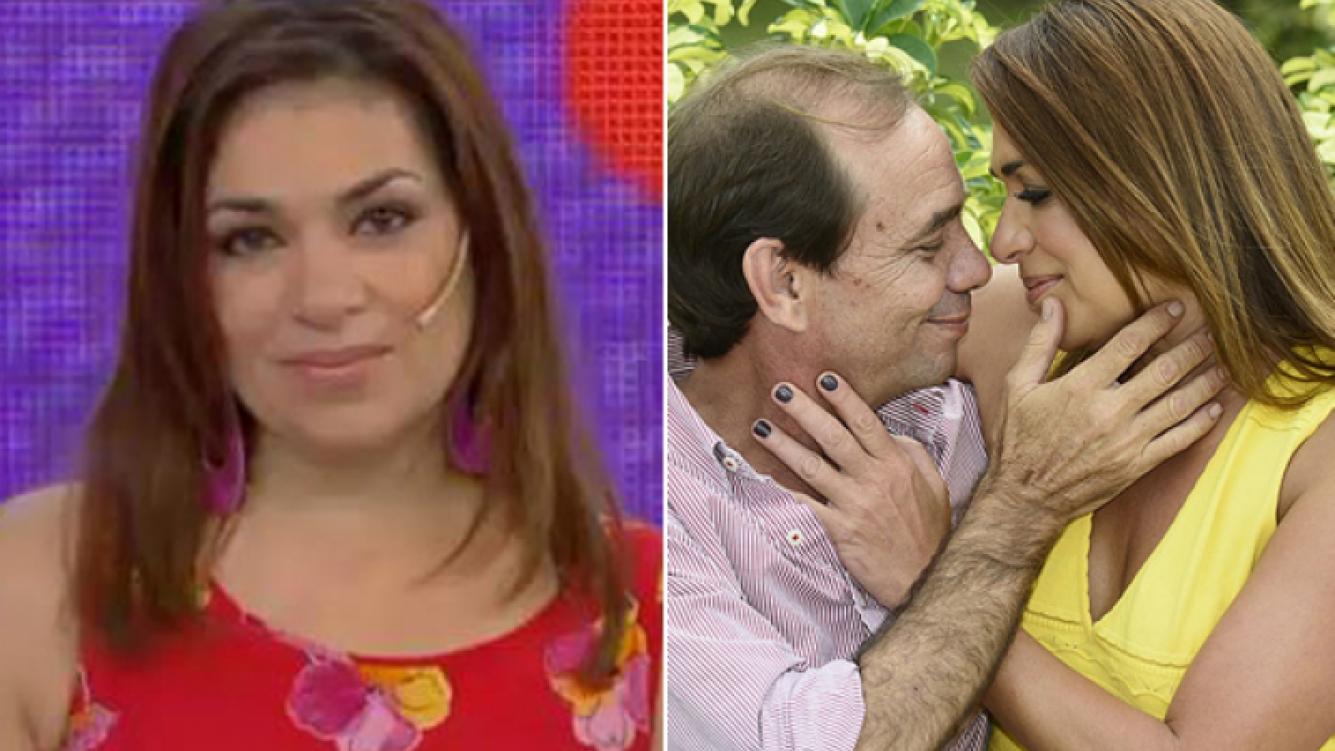 Claribel Medina y su ruptura con René Monclova. (Fotos: Captura TV y Web)