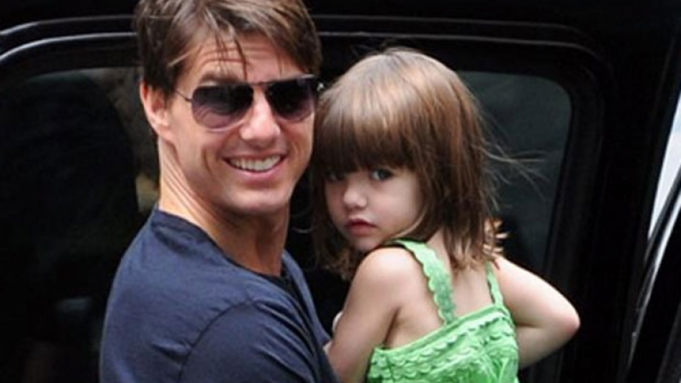 "Tom Cruise: ""Nunca abandoné a Suri"". (Foto: Web)"