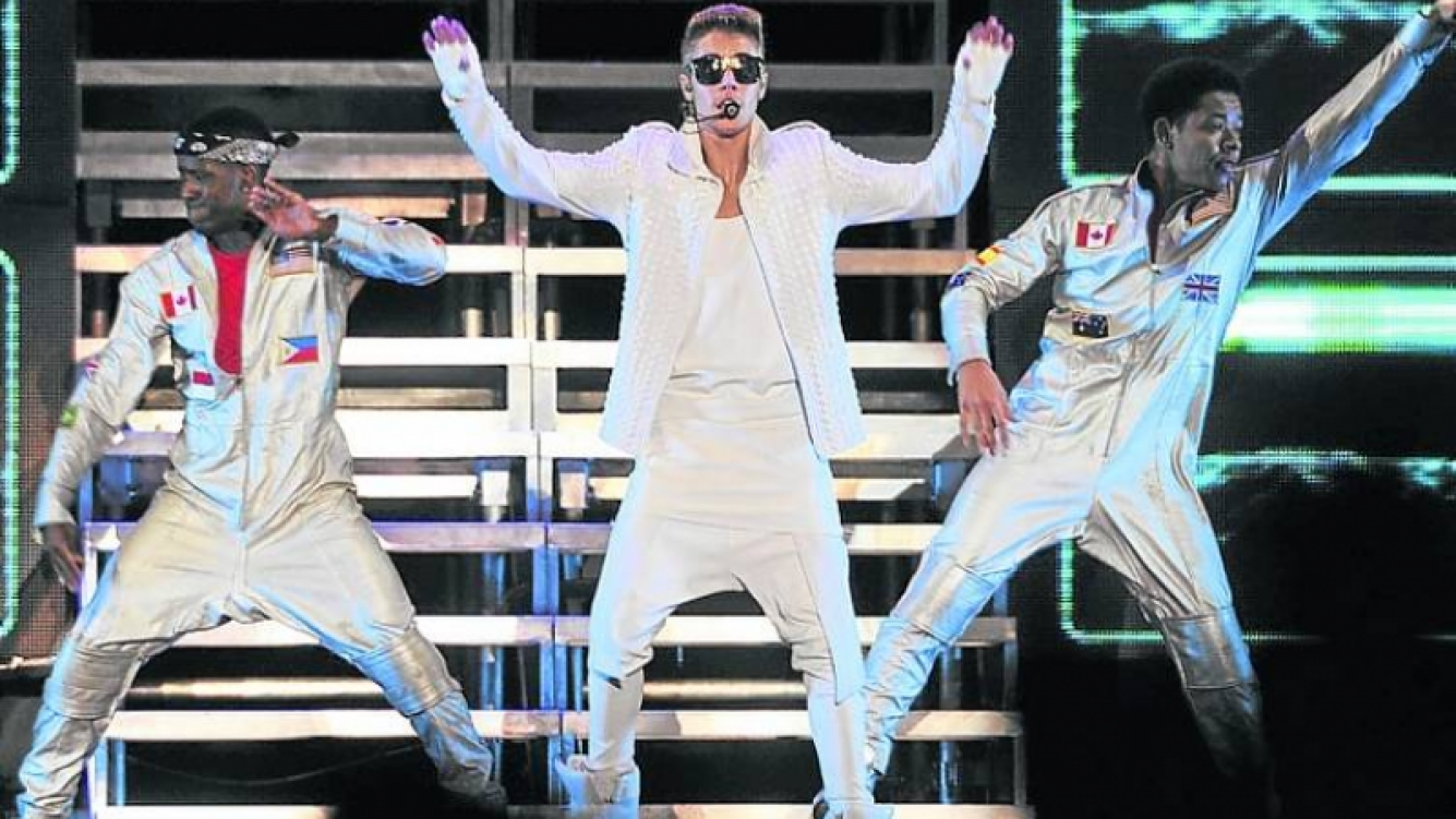 Justin Bieber. (Foto: Clarín)