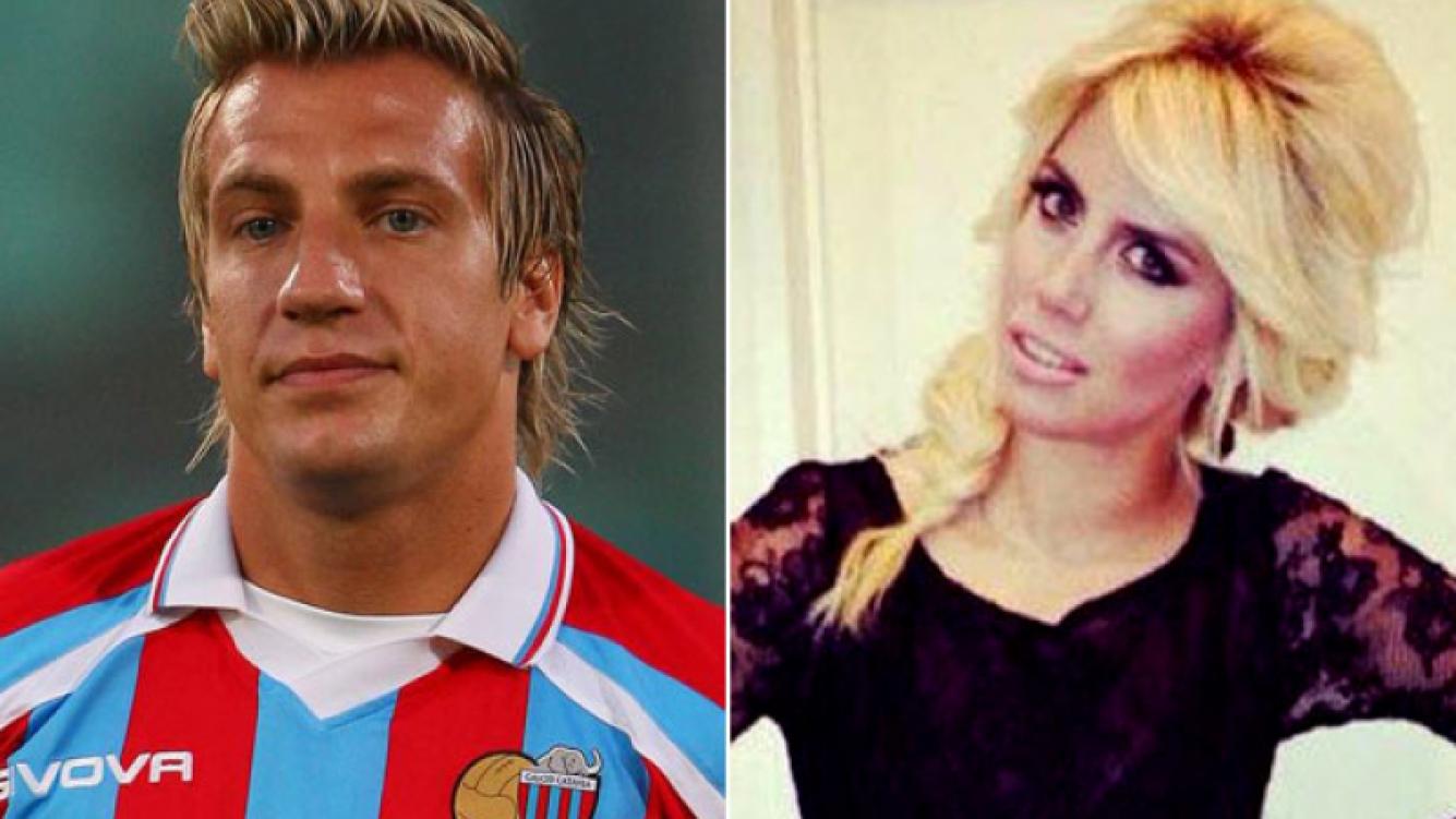 Maxi López y Wanda Nara, separados. (Fotos: Web)