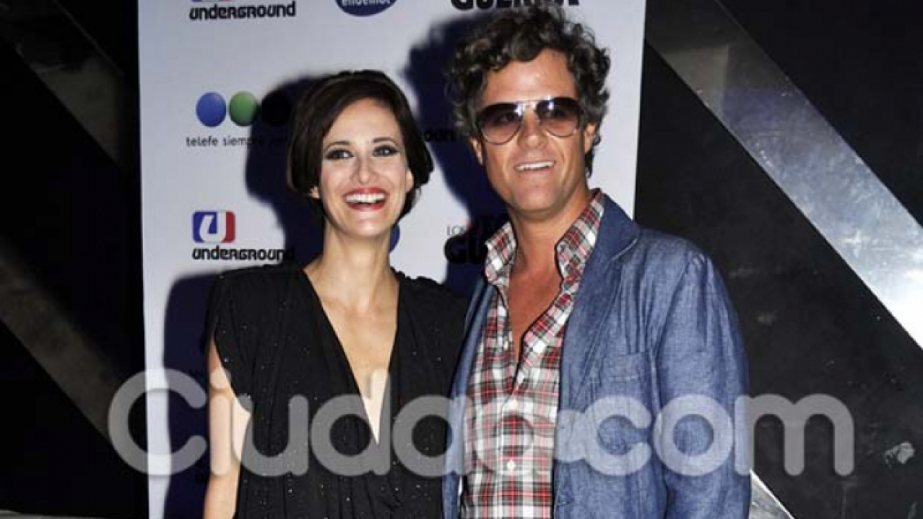 Mónica Antonópulos y Mike Amigorena volvieron a mostrarse juntos anoche en un evento. (Foto: Ciudad.com)