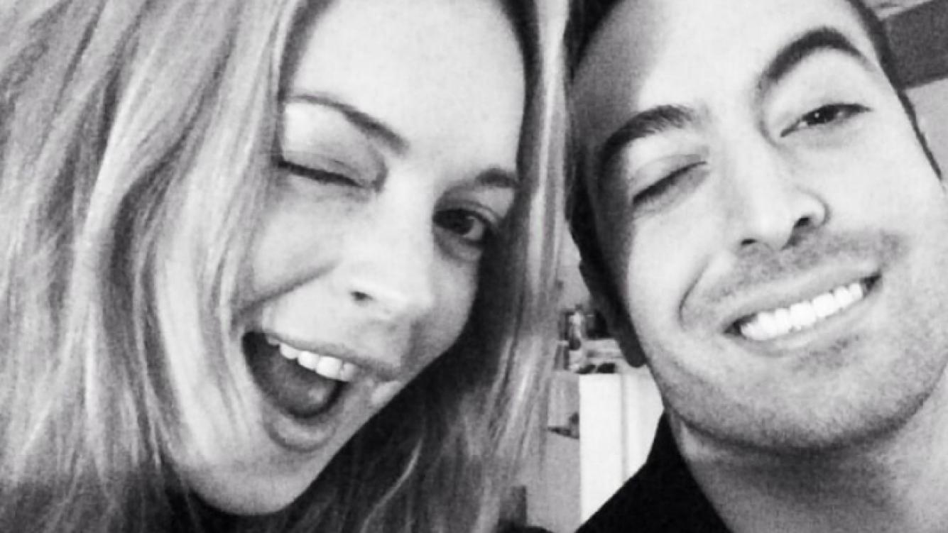 Lindsay Lohan. (Foto: Instagram)