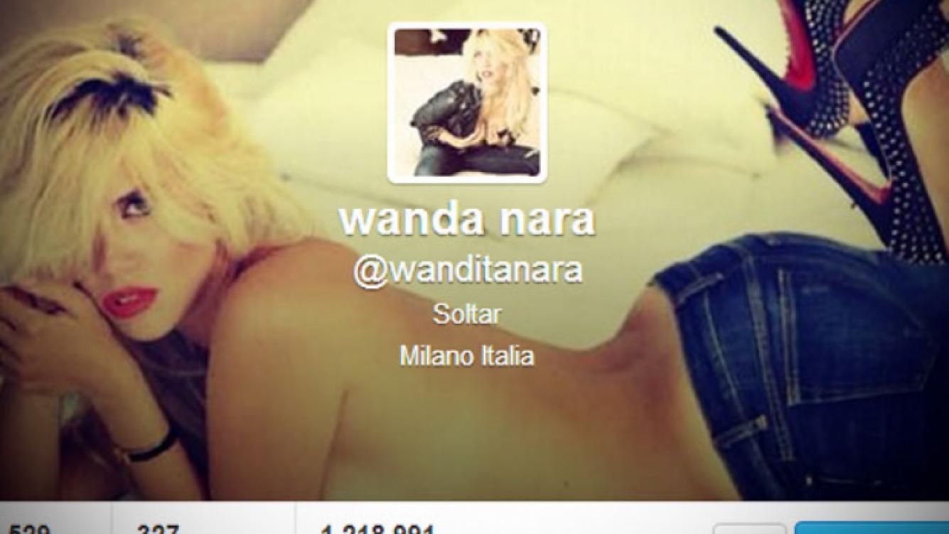 Wanda Nara (Foto: Twitter)