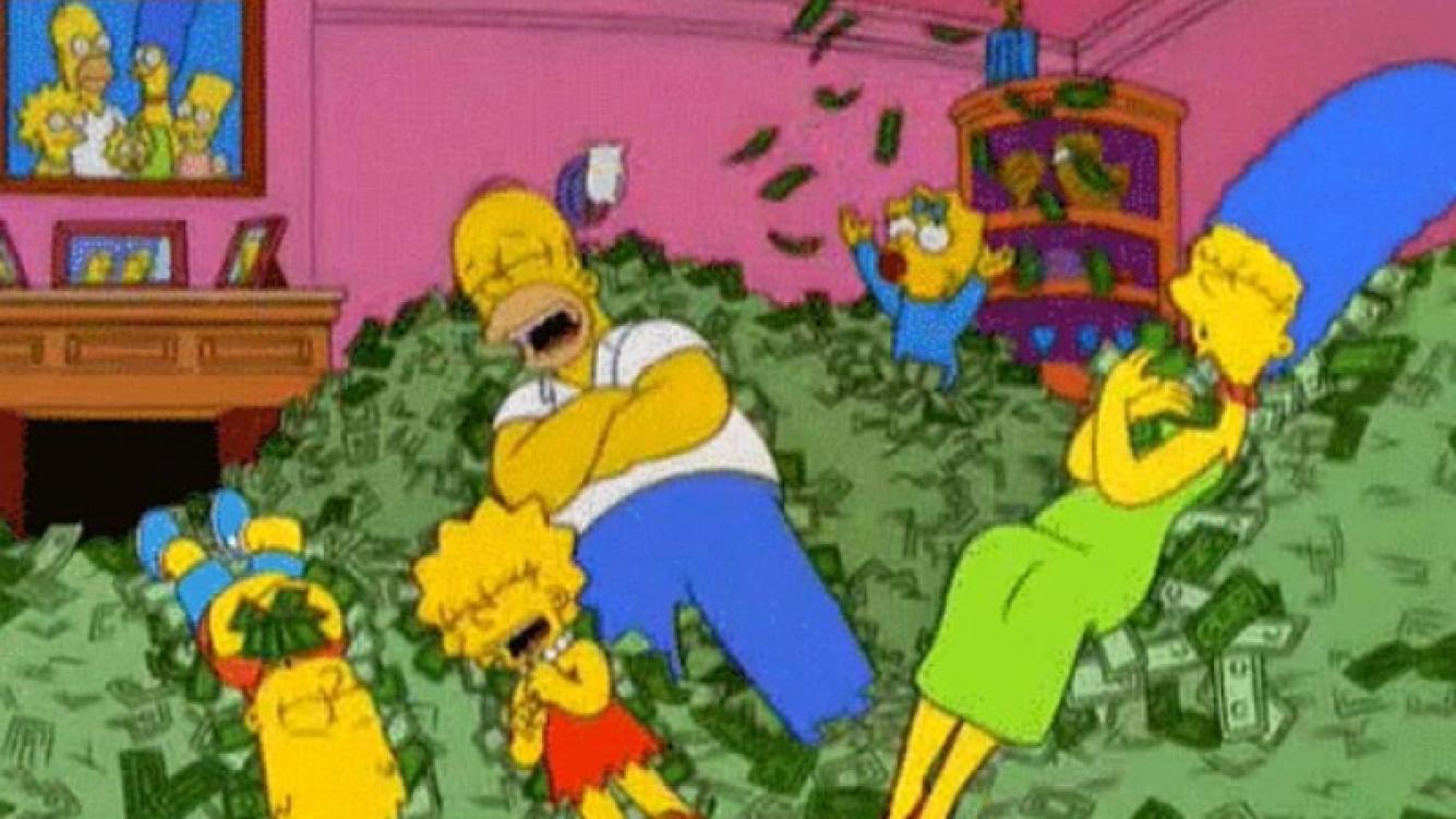 Los Simpson: venden los derechos del dibujo animado por 750 millones de dólares. (Foto: Web)