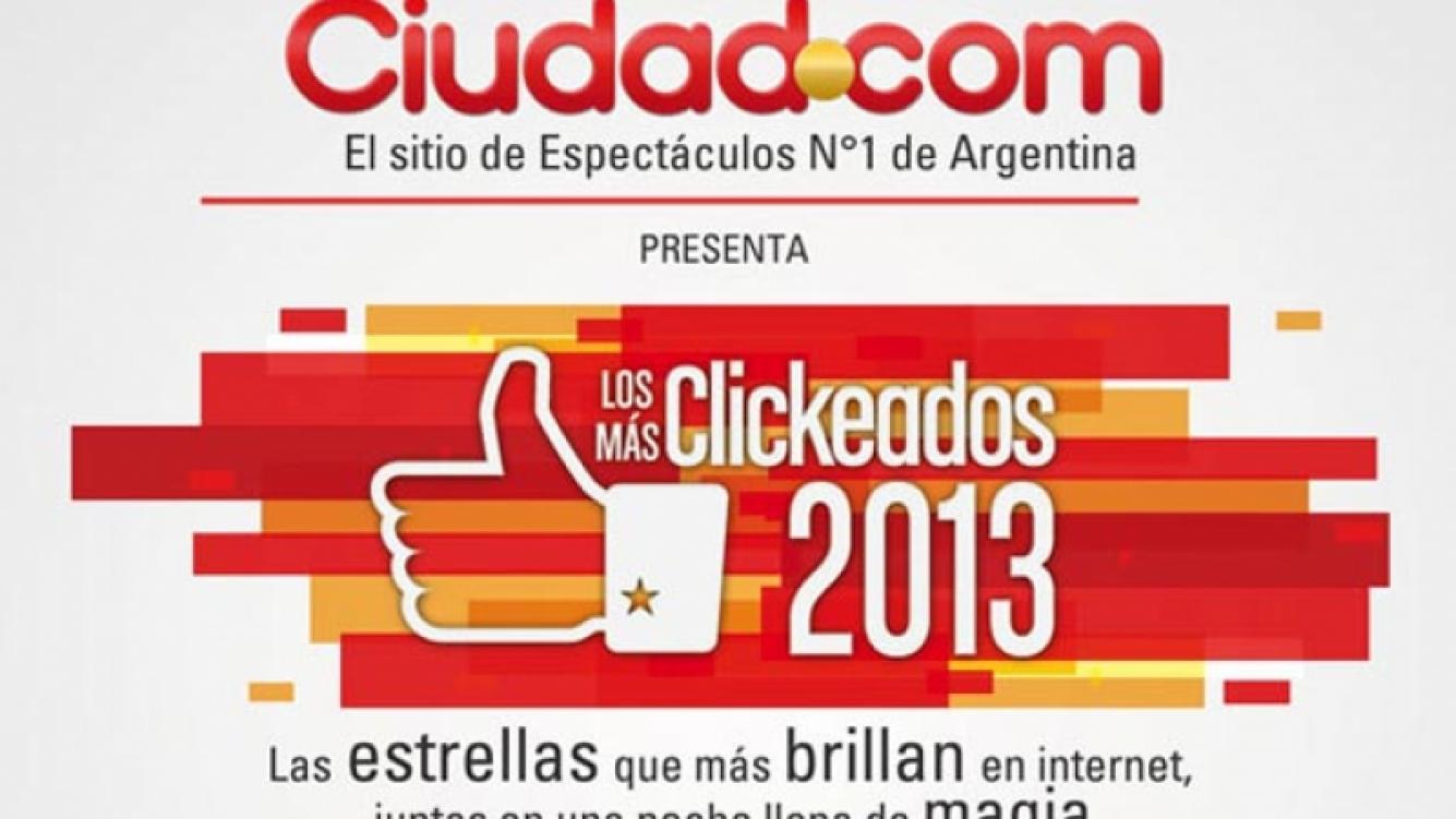 Los Más Clickeados 2013.