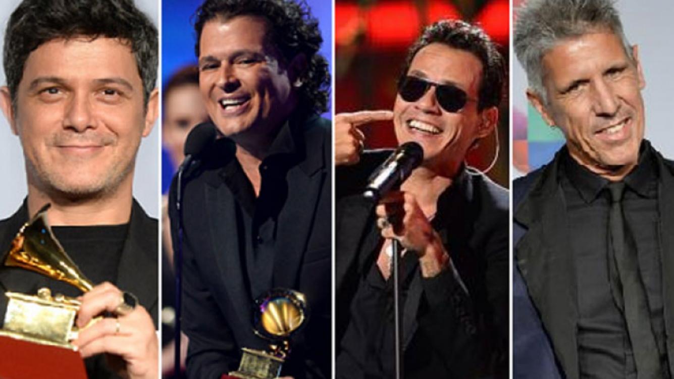 Se entregaron los premios Grammy Latinos 2013. (Foto: Web)