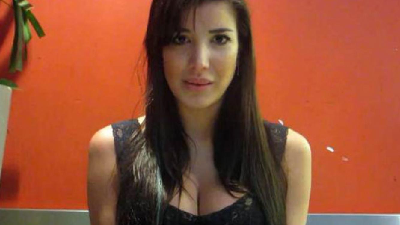 Andrea Rincón recibió el alta médica (Foto: Web).