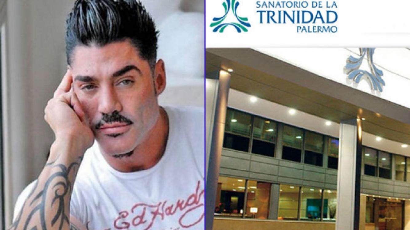 El comunicado oficial del Sanatorio de la Trinidad sobre la dudosa muerte de Ricardo Fort (Foto: Web)