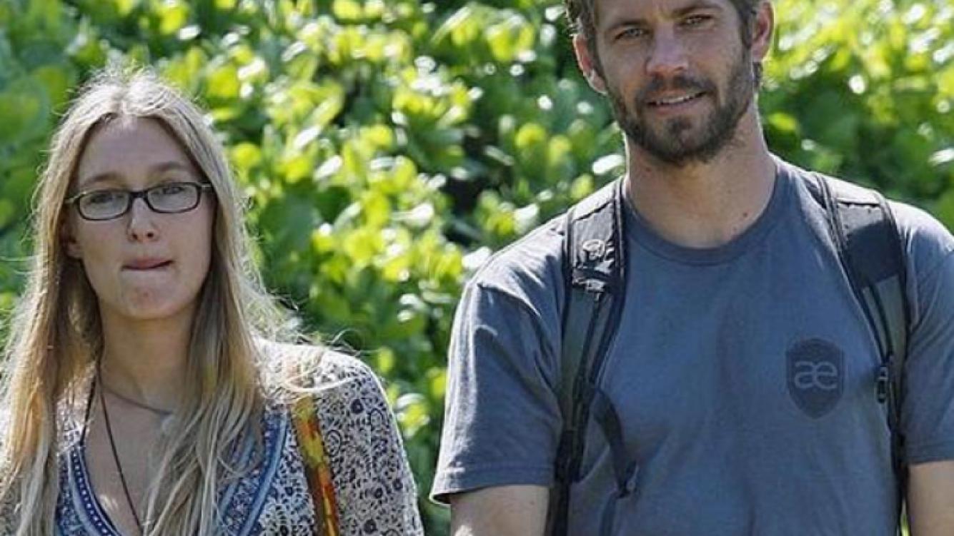 La muerte de Paul Walker: su novia está destrozada y no encuentra consuelo. (Foto: Web)