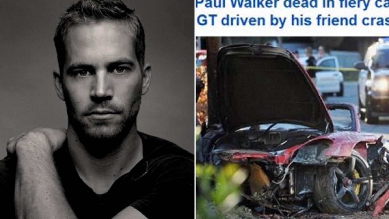 Paul Walker habría muerto por las quemaduras recibidas luego del accidente. (Foto: archivo Web y captura Daily Mail)