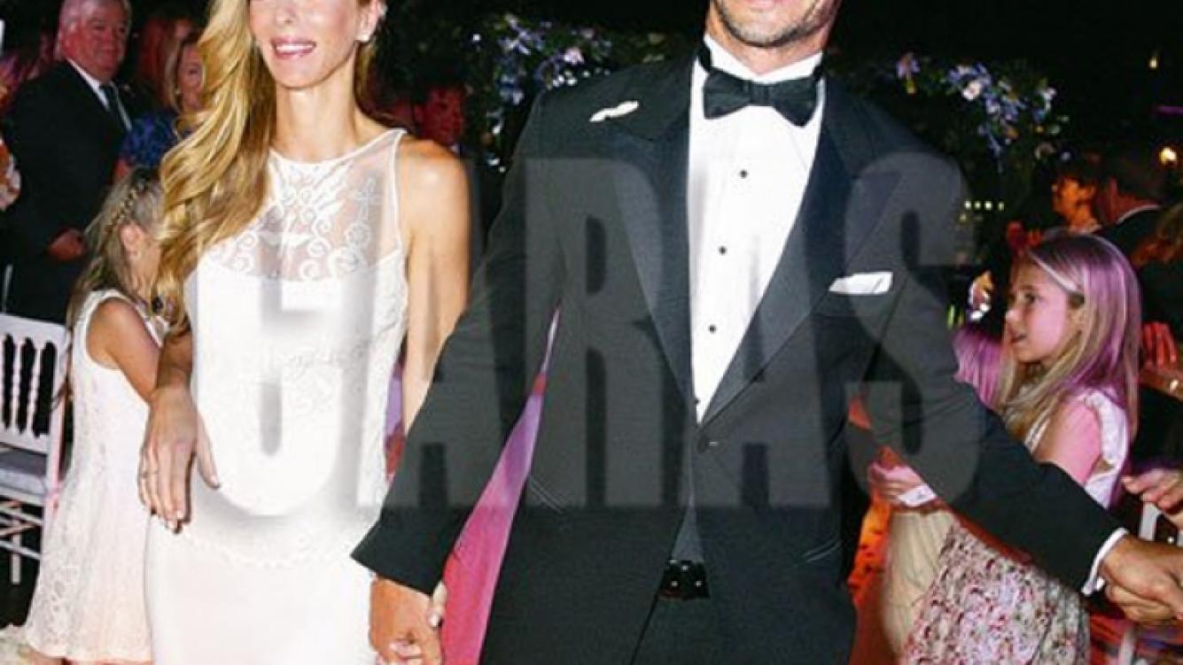 El casamiento de Milagros Brito y Lisandro Borges. (Foto: Caras.perfil.com)