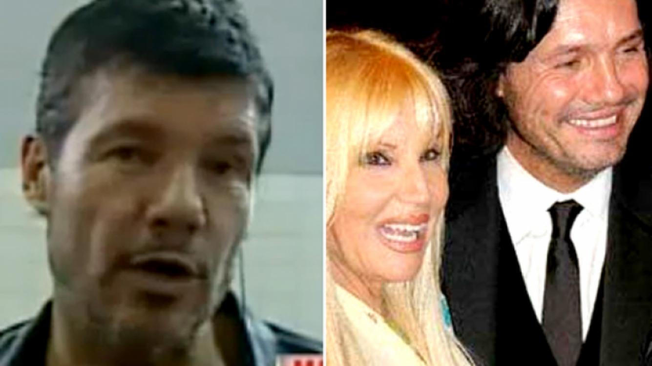 Marcelo Tinelli tampoco quiere competir con Susana Giménez. (Fotos: Captura TV y Web)