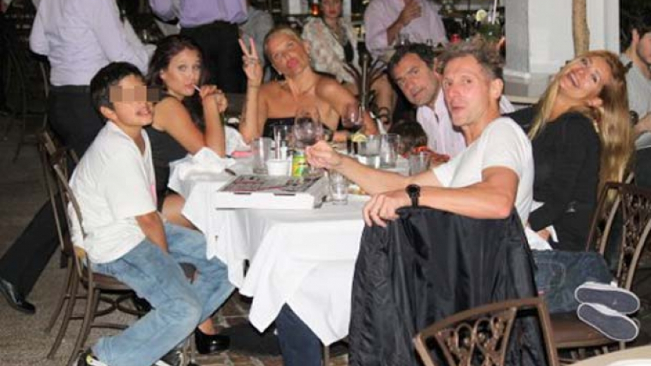 La gran familia Vélez. (Foto: Ale Benevento)