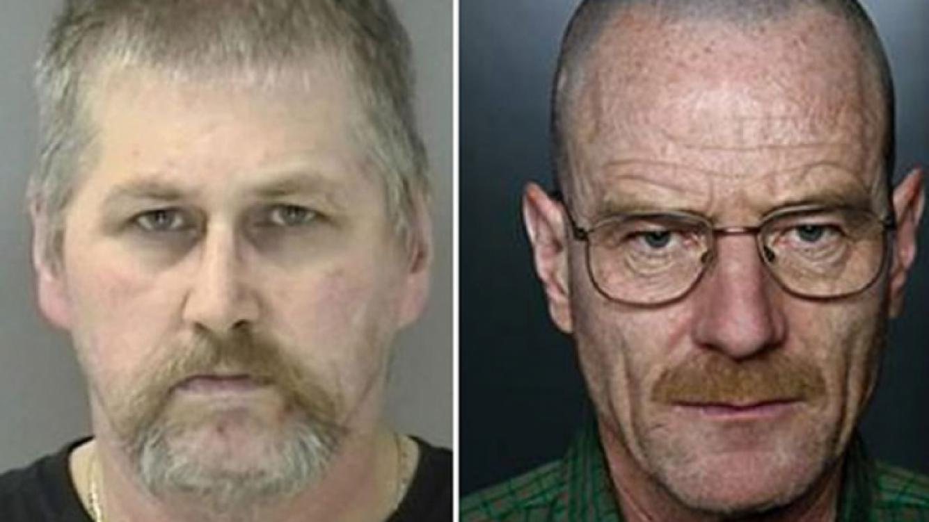 Breaking Bad: Un hombre llamado Walter White fue sentenciado a 12 años de prisión por vender metanfetaminas. (Foto: The Telegraph/ Web)