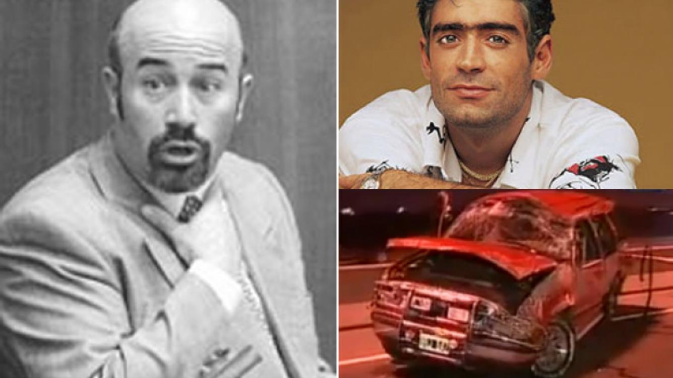 Alfredo Pesquera, el acusado por el accidente fatal del Potro, hoy es buscado por homicidio. (Foto: Web)