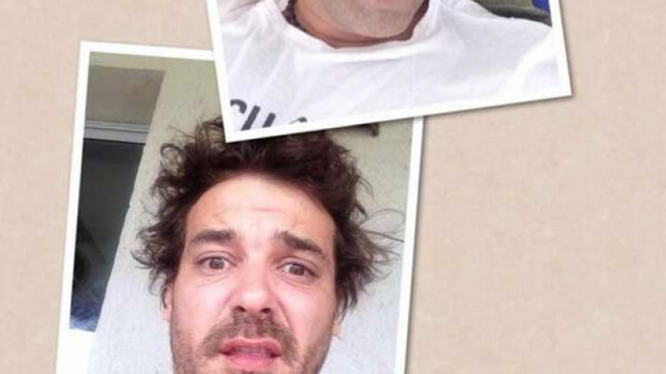 Un divertido collage que subió Mariano Iúdica a su Twitter.