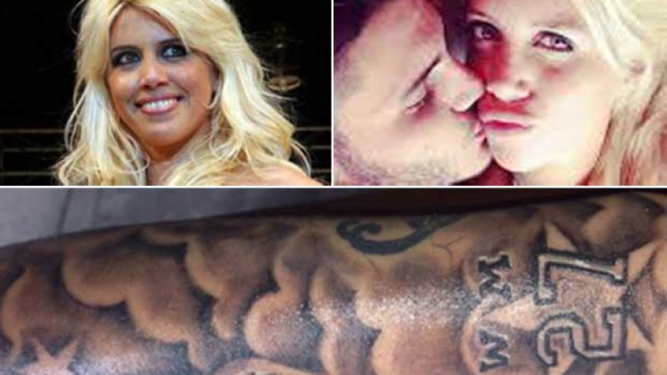 "Wanda Nara reveló el motivo secreto por el que Mauro Icardi se tatuó ""27"". (Fotos: Web y Twitter)"