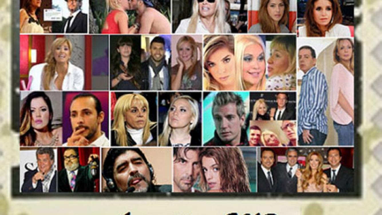 Los escándalos más soñados de 2013: ¡pasen y miren! (Foto: Web)