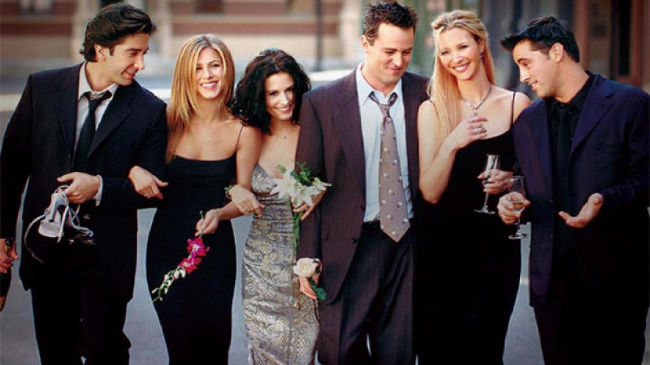 Diez cosas que no sabías de Friends. (Foto: Web)