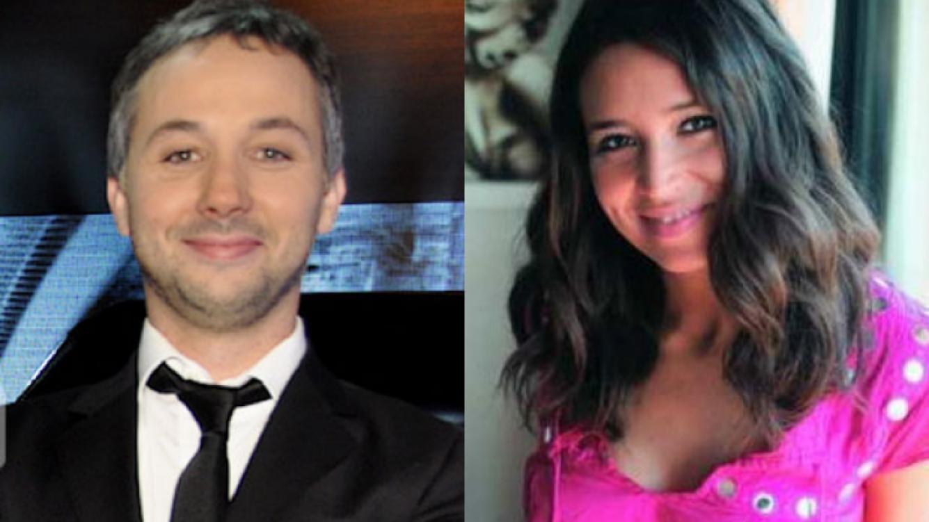 Diego Iglesias y Julia Mengolini, ¿juntos? (Fotos: Web).