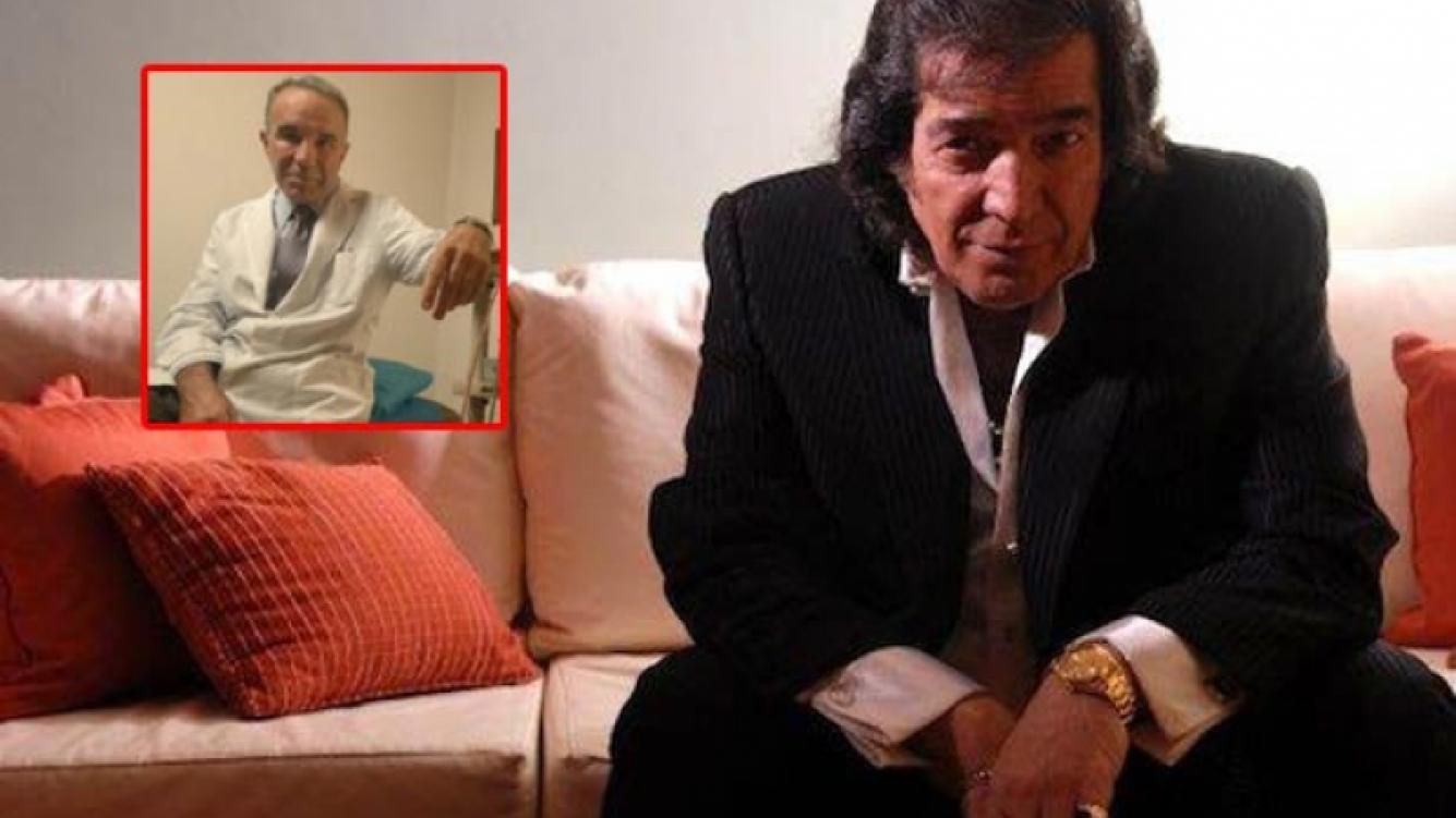 El doctor Alfredo Cahe informó que mejora la salud de Cacho Castaña. (Foto: Web)